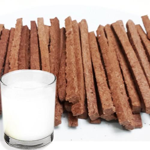 可可巧克力牛奶棒手工餅乾