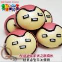 Q坊-漫威英雄系列之鋼鐵俠-新鮮南瓜泥口味-手工創意造型饅頭