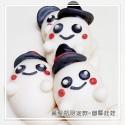 Q坊-(萬聖節限定款)-幽靈娃娃_萬聖節手工創意造型饅頭