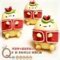 Q坊-角落夥伴-聖誔新裝go party趣_炸蝦-創意造型饅頭