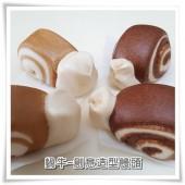 客製化造型-企業形象肖像創意-蝸牛造型手工饅頭