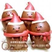 Q坊-角落夥伴-聖誔新裝go party趣_炸豬排-創意造型饅頭